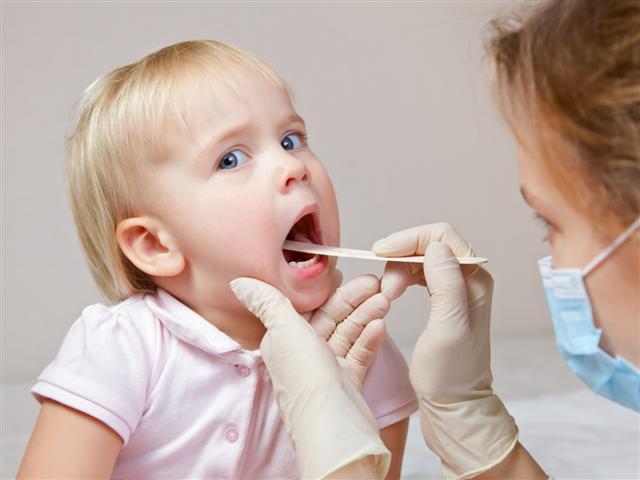 một số bệnh trẻ em thường gặp