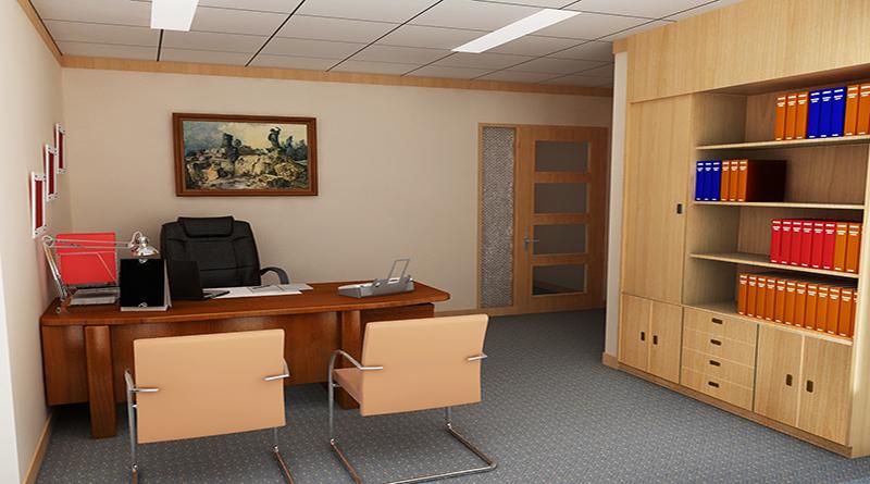 Mẫu tủ tài liệu văn phòng đẹp